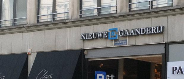 Nieuwe Gaanderij Antwerpen